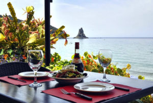 Corfu Seaside Restaurant Dandidis